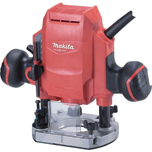 """Makita MT Series M3601 240v Electric Plunge Router 900w 8mm 1/4"""" 3/8"""""""