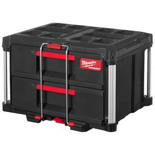 Milwaukee 4932472129 PACKOUT 2 Drawer Tool Box