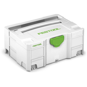 Festool 497564 SYS 2 TL Systainer T-LOC Empty Carry Case