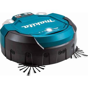 Makita DRC200Z Twin 18v/36v LXT Robotic Vacuum Cleaner Bare Unit