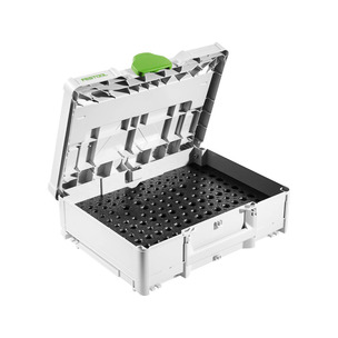 Festool SYS3-OF D8/D12 396 x 269 x 112mm SYS3 M 112 Router Accessory Systainer