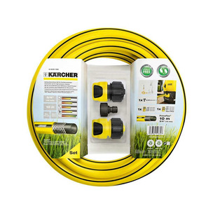 Karcher 26451560 10m Water Supply Hose Connection Set for High Pressure Cleaners