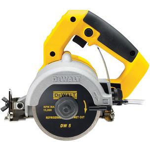 DeWalt DWC410 Corded 240V Hand Held Wet Circular Tile Saw