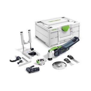 Festool OSC 18 E-Basic-Set 18V Starlock Max Multi Tool Bare Unit Set