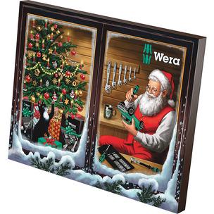 Wera 136602 Christmas Advent Calendar 2021 Tool Kit / Set