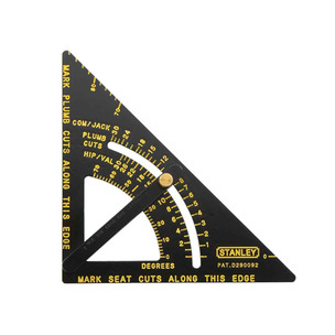 Stanley STA46053 Adjustable Quick Square 170mm (6.3/4in)