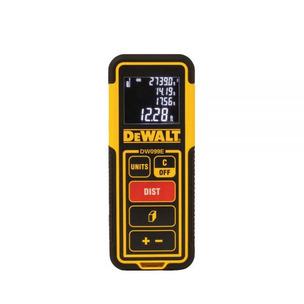 DeWalt DW099E 30m / 99ft Laser Distance Measure