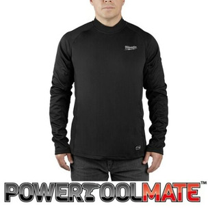 Milwaukee L4-HBL-301 USB Rechargeable Heated Base Layer/Skin
