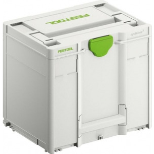 Festool 204844 SYS3M337 Systainer 3 SYS3 M 337 T-Loc Case