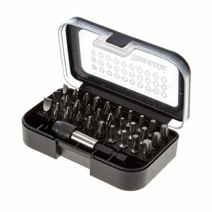 Makita D-30667 31 Piece Screwdriver Bit Set in Plastic Case