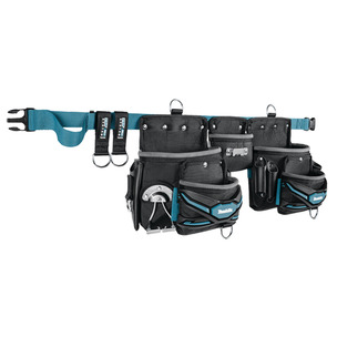 Makita E-05169 3 Pouch Tool Belt Set