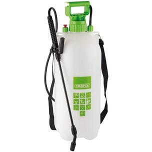 Draper 82469 10L Pressure Sprayer Garden Plant Watering Pesticide Weed Killer