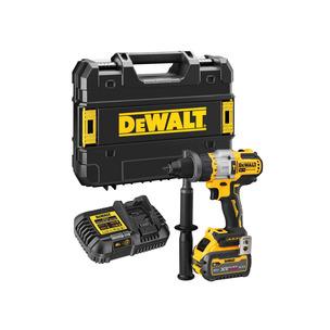 DeWalt DCD999T1 18v 1x6Ah XR Flexvolt Advantage High Power Combi Drill Kit