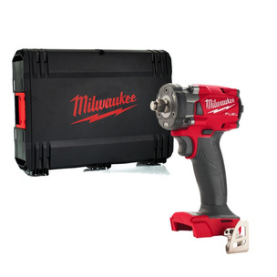"""Milwaukee M18FIW2F38-0X 18V Fuel Compact 3/8"""" Impact Wrench with Friction Ring (Body Only)"""