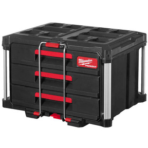Milwaukee 4932472130 PACKOUT 3 Drawer Tool Box