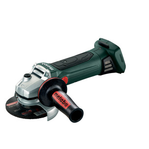 Metabo W 18 LTX 115 Quick 18V 4.5 inch/115mm Angle Grinder (Body Only)