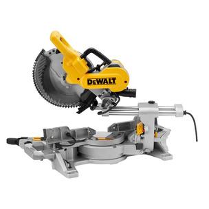 DeWalt DWS727 240V 250mm XPS Double Bevel Slide Mitre Saw
