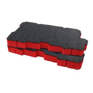 Shadow Foam Milwaukee Packout Box Insert Twin Pack